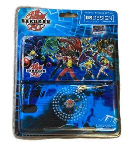 NEW Bakugan Battle Brawlers DS Design Faceplate for Nintndo DS Lite