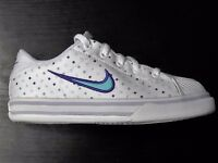 Nike Kids Outbreak (PS) Size 10 11 KIDS Boys Girls White Purple New RRP £35/-
