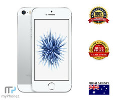 Apple iPhone SE (Special Edition) - 16GB - 4G 12MP Silver Aussie Seller Sydney