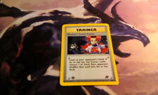 Trainer Rocket's Sneak Attack 1st Edition Holo Foil Team Rocket Free Shipping