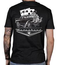 MotorHeadShirts 57 Chevy Gasser T-shirt- size XXL.