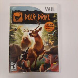 Deer Drive (Nintendo Wii, 2009)