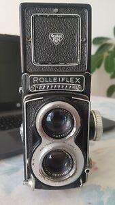 Rolleiflex T White Face Xenar 3,5/75mm