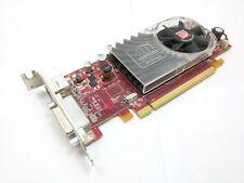 Dell Y103D Radeon HD3450 256MB bajo perfil PCIe tarjeta gráfica DMS-59 S-vid