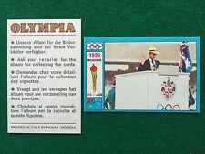 OLYMPIA 1972 n.176 AUSTRALIA COMITATO OLIMPICO , Figurina Sticker Panini (NEW)