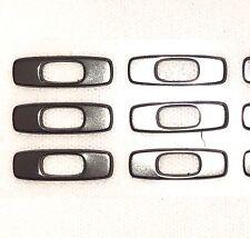 Oakley HOLBROOK Gunmetal ICON LOGO new set of 2, parts