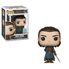 Funko POP Game Of Thrones Arya Stark ECCC 2019 #76 Vinyl Figure