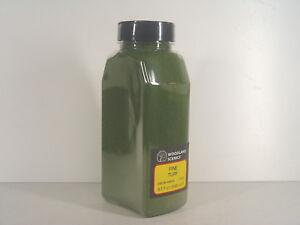 (Preis1Ltr.=€14,81)  Flocken  grasgrün   945 ml  Streudose Woodland T1345  #E
