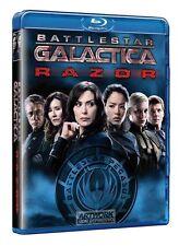 Blu Ray BATTLESTAR GALACTICA RAZOR - (2007) *** Edizione Estesa *** ......NUOVO