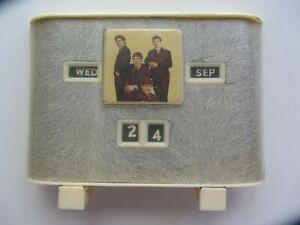 THE BEATLES ORIGINAL 1963 U.K. CALENDAR MAKE A DATE WITH THE BEATLES