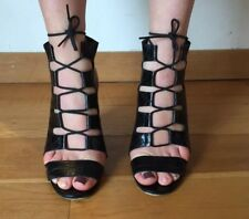 Leather Heels Size 7