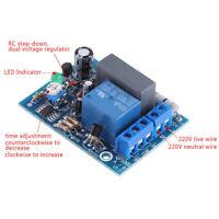 AC 220V Modulo Temporizzatore Con Ritardo Regolabile Switch Time Delay Relay