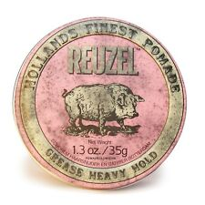REUZEL PINK PIGLET GREASE HEAVY HOLD 35g FREE SHIPPING