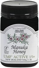 Pacific Resources International Mossops Manuka Honey UMF 15+ -- 1.1lb Fresh 2020