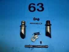 Suzuki 1986-2001 RM80 Exhaust Valve Parts #11254-02B40, #11255-02B40