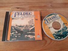 CD VA Teldec Classics - Fall '96 (15 Song) Promo TELDEC REC sc