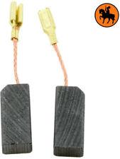 NUOVO Spazzole di Carbone BOSCH GBH 2-24 DSE martello - 5x8x19mm