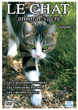 DVD Le Chat : Animal Sacré - Volume 1