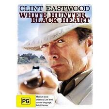 WHITE HUNTER, BLACK HEART : NEW DVD