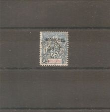 TIMBRE MONGTZEU N°8 OBLITERE USED CHINE CHINA ¤¤¤ ASIA