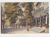 The Pantiles Tunbridge Wells [Tuck 7249] Vintage Postcard 844a