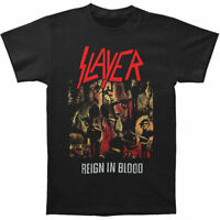 SLAYER - Reign in Blood T-shirt - Size Extra Large XL - NEW - Thrash Metal *