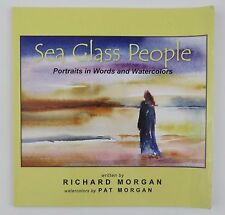 Sea Glass People Portraits in Words and Watercolors Morgan Poetry Poems Art