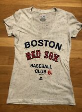 Red Sox Shirt Majestic Nwt  Sz S Womens  Euc