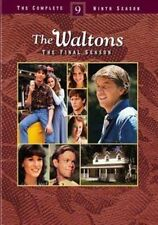 The Waltons Series 9 Complete Final Season Region 4 3xdvd