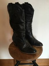 Faith 100% Leather Cowboy, Western Boots for Women