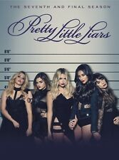 Pretty Little Liars: The Complete Seventh and Final Season (DVD, 2017) NEW