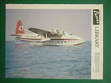 5/1978 ANTILLES AIR BOATS VIRGIN ISLANDS ST CROIX HYDRAVION SHORT SANDRINGHAM