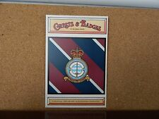 Royal Air force 230 Operational Conversion unit  Crests & Badges of  services