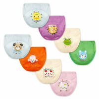 4-Layer Toddler Diaper Training Pants Potty Cotton 4 Pcs Baby Cloth Nappy Toilet