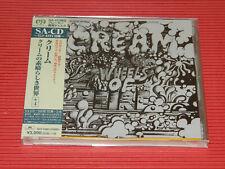 4B 2016 JEWEL CASE CREAM Wheels Of Fire with Bonus Tracks  JAPAN SHM SACD