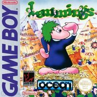 Nintendo GameBoy Spiel - Lemmings 1 Modul