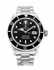 Rolex Submariner Adult Round Wristwatches