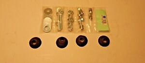 Brand New Front Bumper Hardware and Grommets Mounting Kit 1955-1962  MG MGA