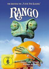 DVD RANGO # v. Gore Verbinski # TOP! ++NEU