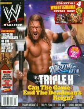 2011 WWE Magazine: John Cena Risks it All/Declares War on The Rock