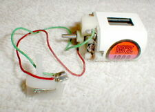 BZ 36D Mabuchi Motor with Hot 4.5 to 6 Volt Armature & Guide 1960s Vintage NOS A