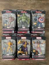 Marvel Legends Age Of Ultron Thanos BAF Wave Complete