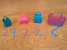 Lot of 36 Shopkins Shopping Baskets Bags Cases