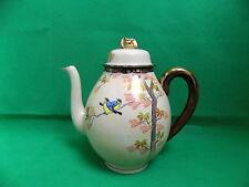 Japanese Eggshell Porcelain Signed Dai Nippon 19 Century Teapot