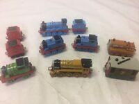 Thomas & Friends Tank Engine Train Car LOT of 10 Diecast Murdoch