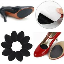 10pcs Self-Adhesive Anti-Slip Stick on Shoes Grip Pads Non-Slip Sole Protector