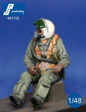 1/48 PJ PRODUCTION NATO PILOT SEATED IN A/C (60s)