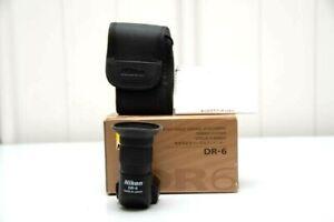 Nikon DR-6 2x Righ Angle Viewing Attachment