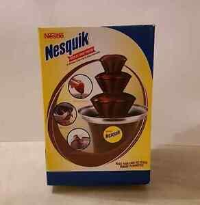 NESTLE NESQUIK CHOCOLATE FONDUE 3 TIER FOUNTAIN