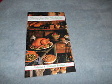 ( CB1 ) COOK BOOK - 2000 HOME FOR THE HOLIDAYS - VOL. 3 VFW